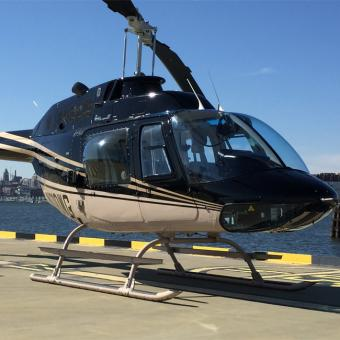 Chesapeake Bay Helicopter Tour