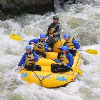 Clear Creek Rafting Experience in Idaho Springs