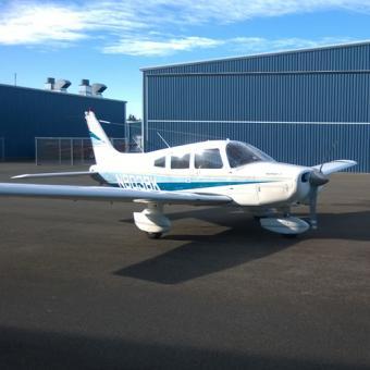 Learn to Fly near Seattle