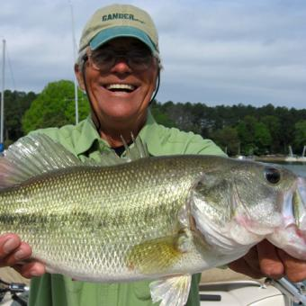 Guided Fishing Experience near Charlotte