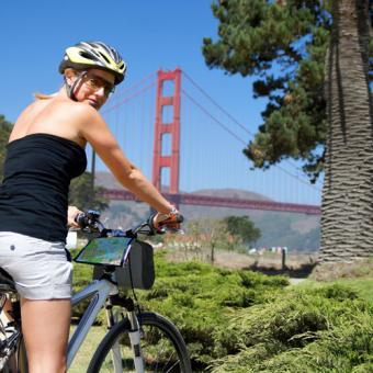 San Fran Private Bike Tour
