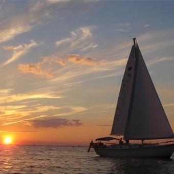 Sunset Sail on Chesapeake Bay