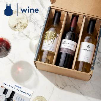 Blue Apron Wine Deliveries