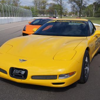 Corvette Thrill Ride