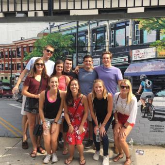 Allston Walking Food and Art Tour in Boston