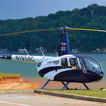 Helicopter Tour in Atlanta