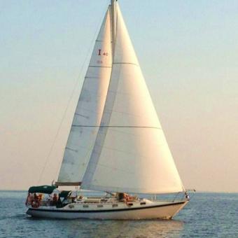 Relaxing Sunset Sail on Chesapeake Bay