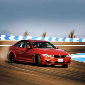 Drive a BMW