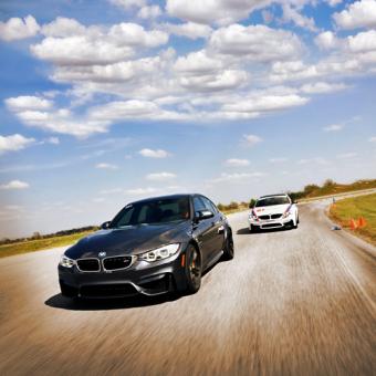 Race a BMW near Inland Empire