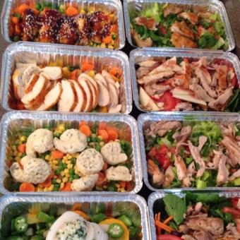 Meal Preparation for a New Mom