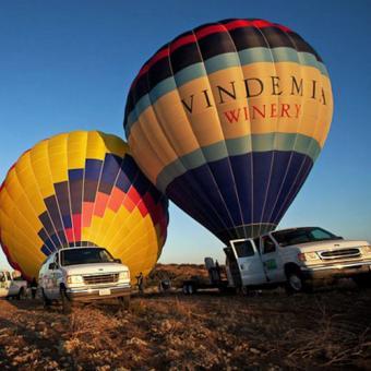 Morning Balloon Ride in Temecula