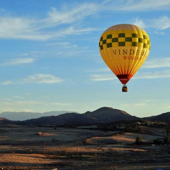 Balloon Ride near Orange County
