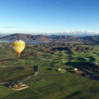 Los Angeles Hot Air Balloon Ride