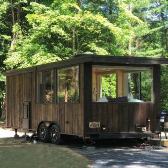 Catskills Tiny Home