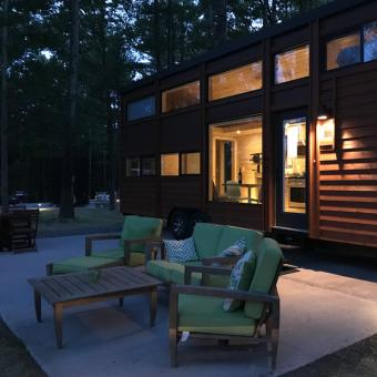 Glamping Stay in Upstate New York
