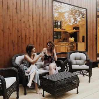Outdoor Catskills Retreat