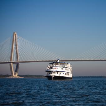 Dinner Cruise in Charleston