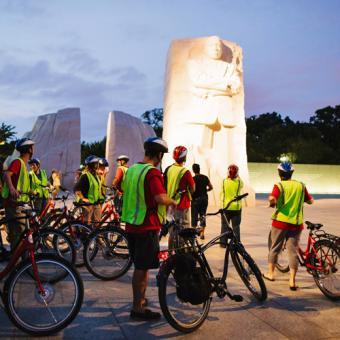 Washington DC Bike Tour