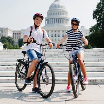 Guided Bike Tour of Washington DC