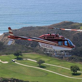 California Coastal Helicopter Tour