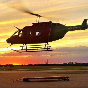 VIP Helicopter Flight in Dallas