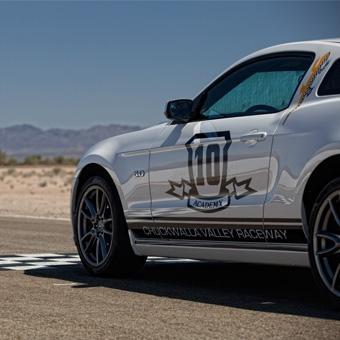 Mustang Driving Experience - Chuckwalla Valley Raceway