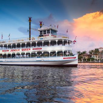 Ft Lauderdale Dinner Amp Show Riverboat Cruise Cloud 9 Living