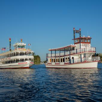 Riverboat Cruise in Ft Lauderdale