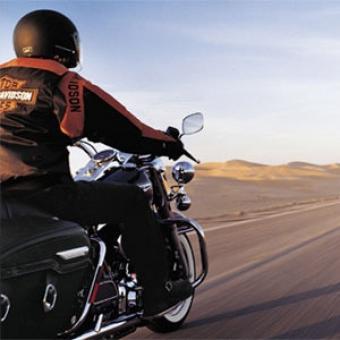 Harley Davidson Rental in Salt Lake City