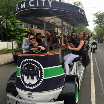 Party and Sightseeing Bike in Connecticut