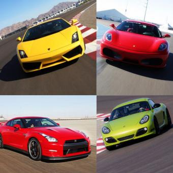 Los Angeles Exotic Car Racing Exotic Car Driving Experience