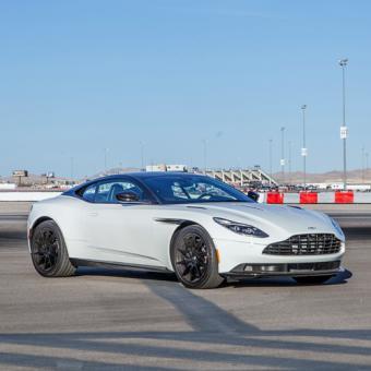 Race an Aston Martin in Las Vegas