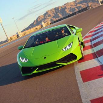 Race a Lamborghini Experience Las Vegas