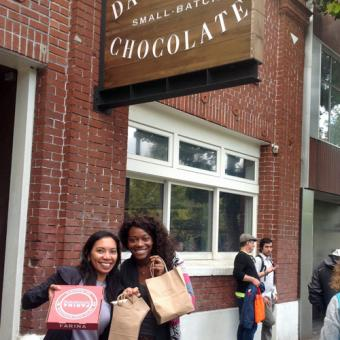 Chocolate Tour in San Francisco