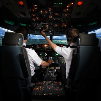 Flight Simulation in Boston