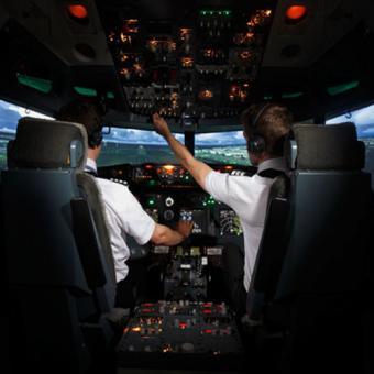 Flight Simulation in Boston