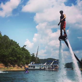 Flyboard Experience near Nashville