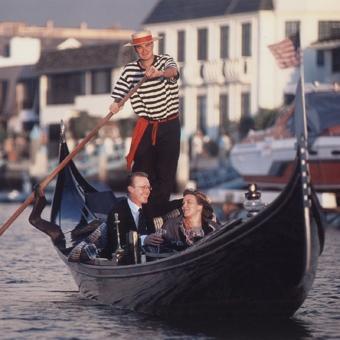 Romantic Gondola Cruise in San Diego