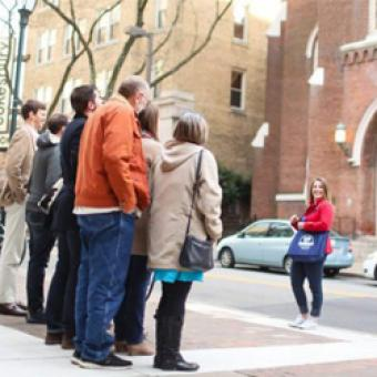 Group Tour of Arts District in Richmond