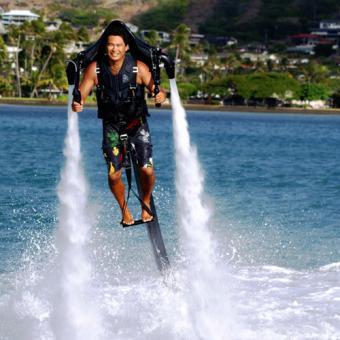 Jetpack in Hawaii