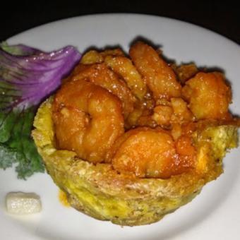 Havana Tour Shrimp Appetizer