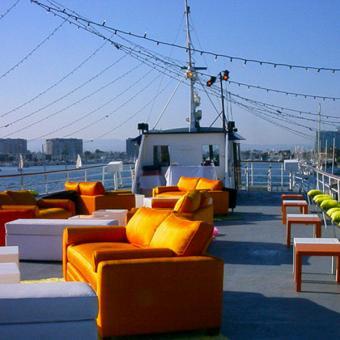 Orange County Cruise Deck