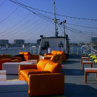 Dinner Cruise Newport Beach Deck