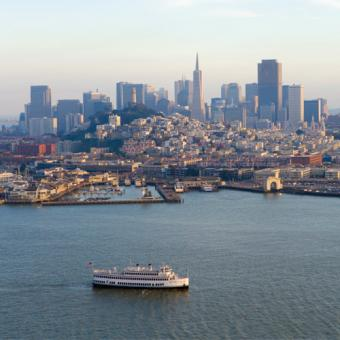 san francisco lunch cruise from san jose cloud living