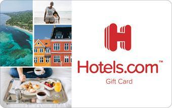 Hotels Digital Gift Card