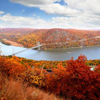 Hudson Valley Fall Colors Air Tour