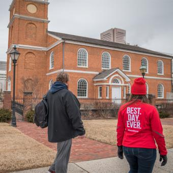 Baltimore Inner Harbor Walking Tour