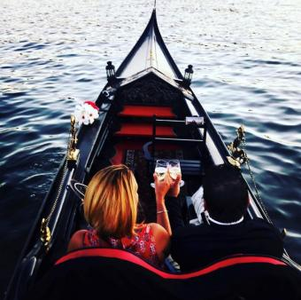 Romantic Gondola Ride on Lake Tahoe