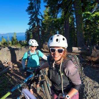 Guided Mountain Bike Tour of Tahoe