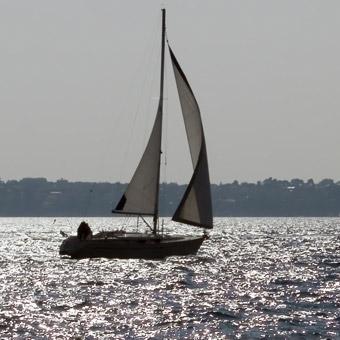 US Sailing Basic Keelboat Course on Lake Travis
